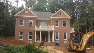 New Building Construction by R.A. Woodall & Son - Williamsburg VA