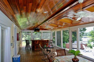 Custom Decks and home improvements by R.A. Woodall & Son Construction