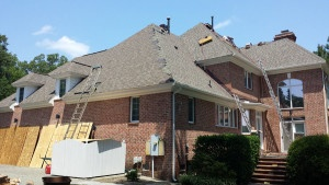 Replacement Roofing by R.A. Woodall & Son Contracting, Inc.