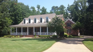 Replacement Roofing by R.A. Woodall & Son Construction - Williamsburg VA