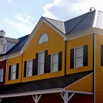 R.A. Woodall Roofing - Metal Roofing - Hampton Roads area of Virginia